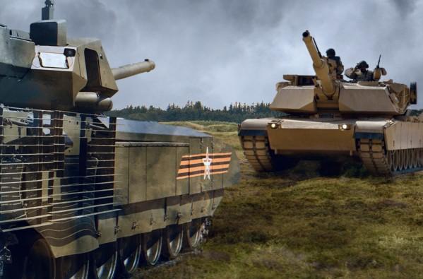 США пророчат проигрыш в войне с Россией в Европе