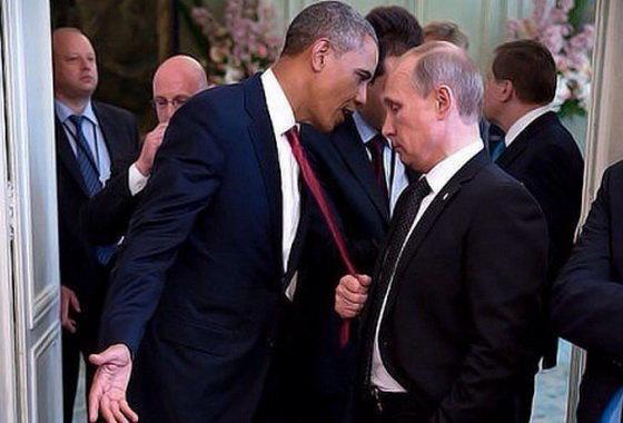 США напоролись на российскую упёртость: русские так медведей в тайге брали