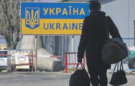 Украина хочет визового режима с РФ: Она его получит, если кишка не тонка