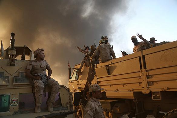 Мосул не будет взят: битва закончится полной катастрофой