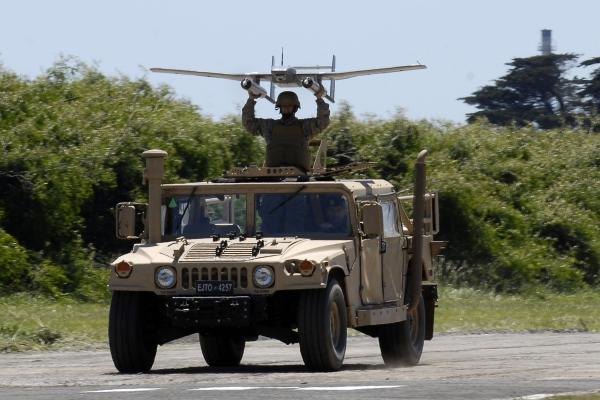 Российские военные смогут уничтожать беспилотники США оптом