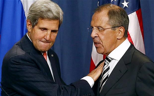 Третий гвоздь в голову Керри: русские могут делать, все что захотят