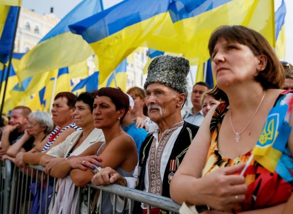Зарисовки руин Украины: Одесса, Львов, Киев