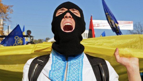 Холопская хромосома украинского национализма