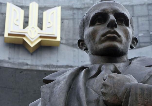 Степан Бандера перевернулся в гробу и даже вспотел