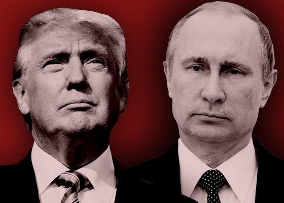 Стали известны темы разговора Трампа и Путина