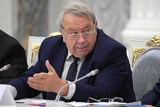 На почтенного академика ВладимираФортова было жалко смотреть