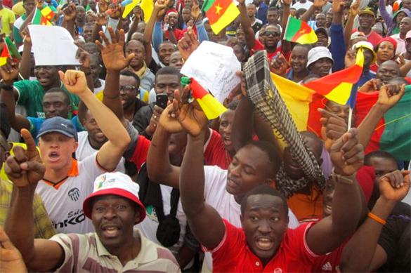 Камерун повторяет украинский сценарий