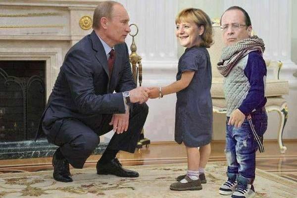 «Гасить старушку в Германии будут на французской гильотине»