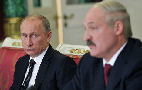 О чём Путин пять часов разговаривал с Лукашенко?
