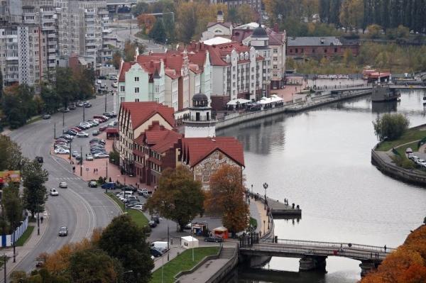Новая атака на Калининград идет по нескольким направлениям