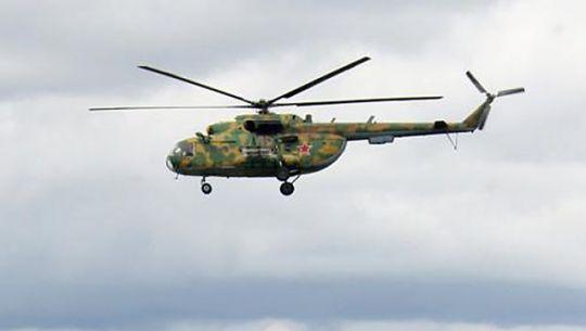 Совершивший вынужденную посадку в Сирии российский вертолет был обстрелян уже на земле