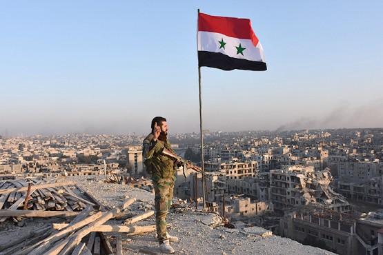 Алеппо: в эфире – паника и хаос