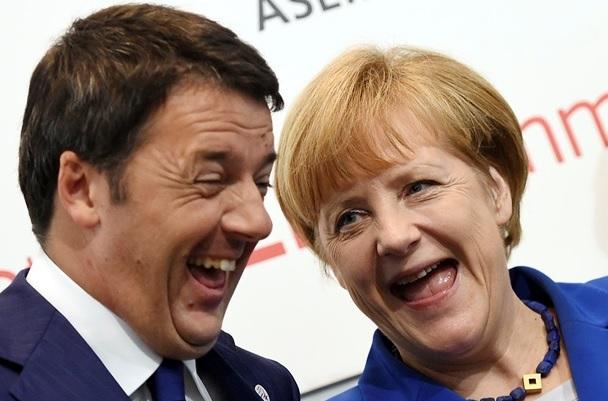 Провал в головах комбинаторов из Европы. Страны разные, идиоты — одинаковые