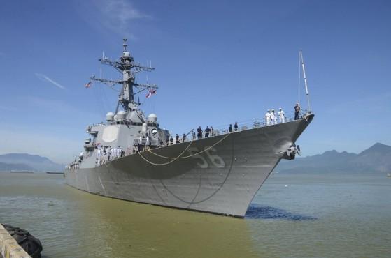 Корабль типа «Орли Берк»