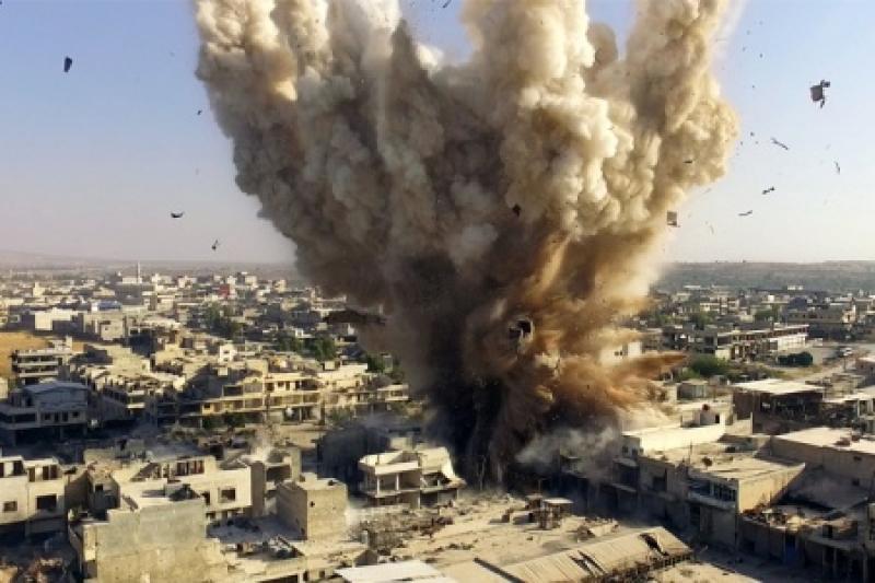 Военно-воздушные силы ИГИЛ: США на стороне ИГИЛ