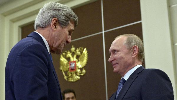 План Путина: Европу колбасит не по-детски. Керри умоляет проявить сострадание