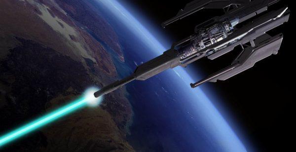 Боевые лазеры: Война будущего по мнению BAE Systems