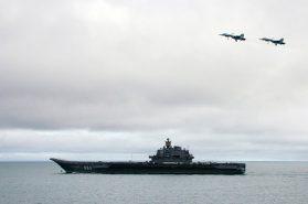 The National Interest: Россия планировала построить суперавианосец