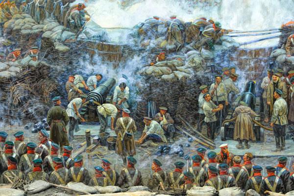 Крымская война на окраинах России. Мобилизация