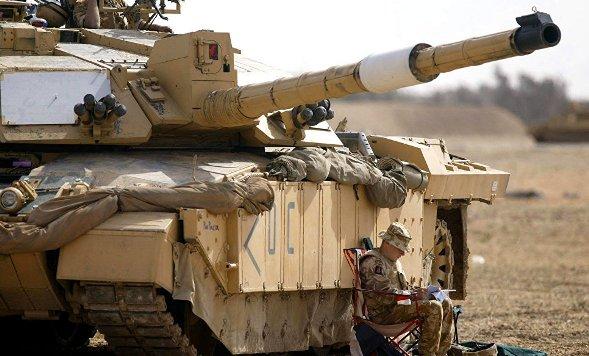 Что делают британские танки в тоннеле под Ла-Маншем