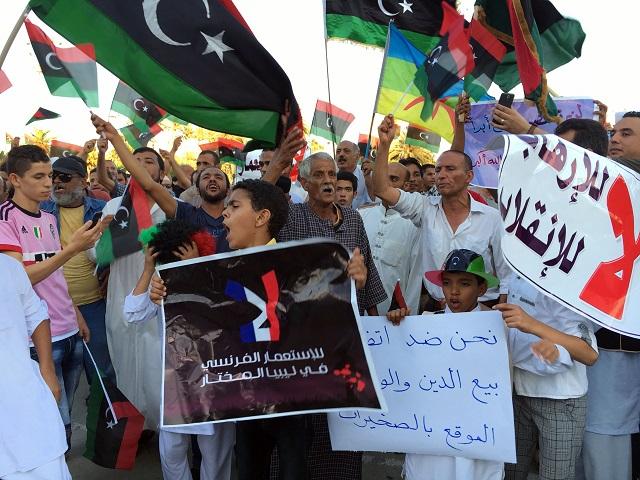 Ливия не станет очередной Сомали?
