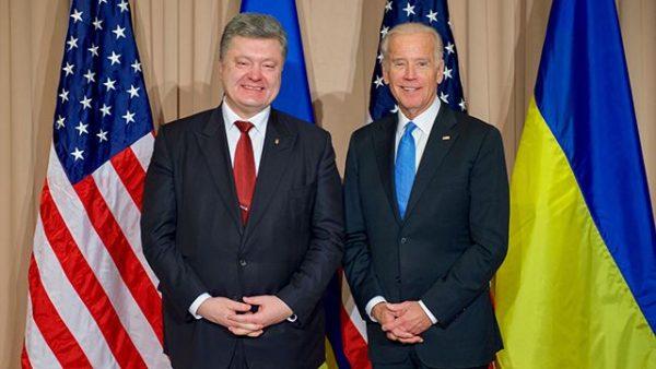 Огонь уже сжег все надежды Порошенко: Обама заметает следы на Украине