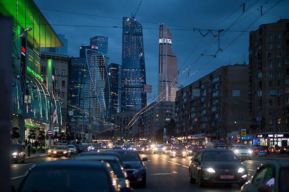 Москва - самый безопасный город для туристов