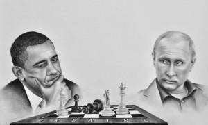 """Русские окончательно смахнули назойливого голубя с """"великой шахматной доски"""""""
