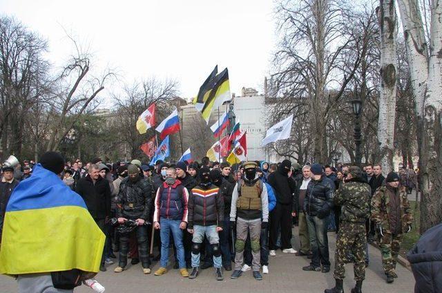 Горькие записки из Одессы: хунта не выживет, мы победим...