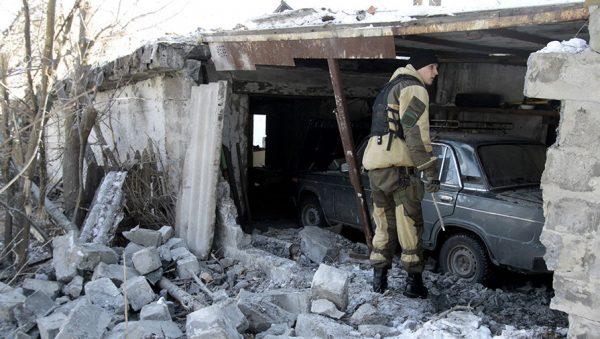 Бои за «промку»: Украина перешла в ползучее наступление по всей линии фронта