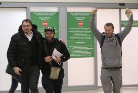 """""""Русские своих не бросают!"""" Футбольный фанат рассказал о французской тюрьме"""