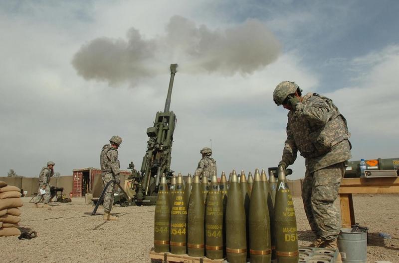Американская артиллерия будет стрелять семенами