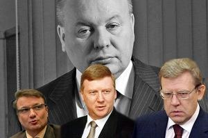 Грефу, Чубайсу и Кудрину досталось от директора совхоза