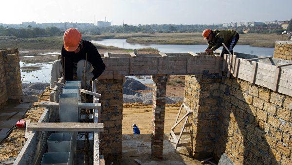 Крым забивает сваи: Керченский мост и реинтеграция полуострова в Украину