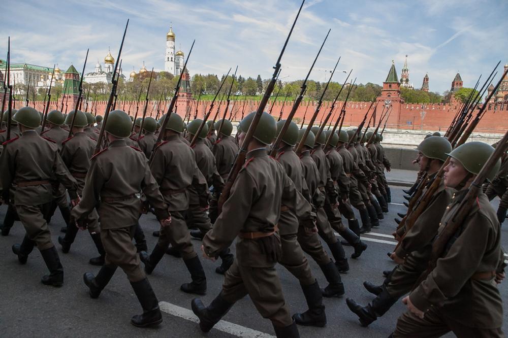 Поражающие воображение: Самое знаменитое оружие России
