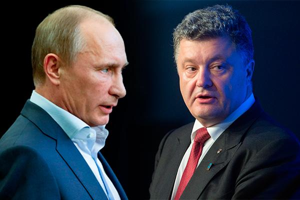 Порошенко загнан в угол: Звонкую оплеуху получил он от Путина