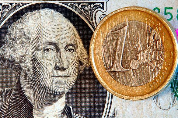 США объявили валютную войну ЕС и начали разваливать еврозону