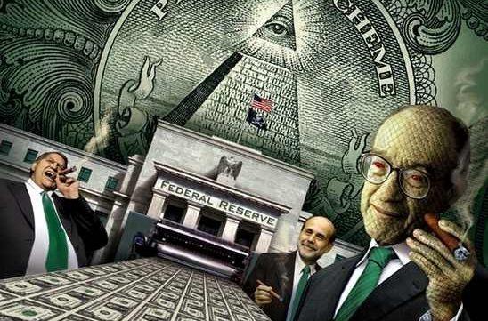ФРС анонимных наркоманов: Власти доллара пришел конец