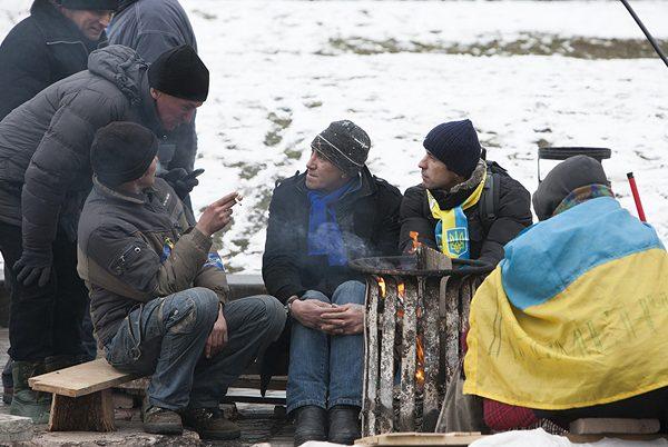 Украинцы не учли, что бывают зимы