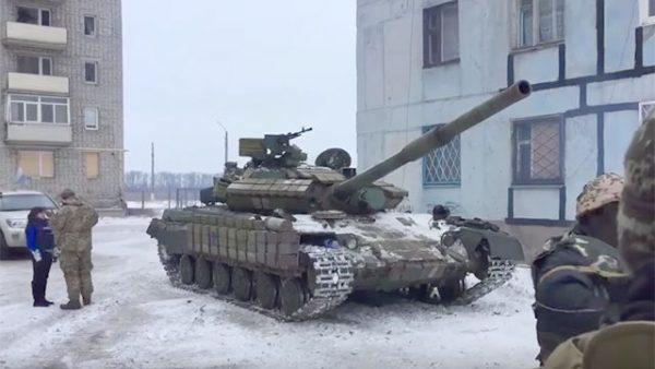 Анатолий Вассерман: Киевские танки вышли на охоту