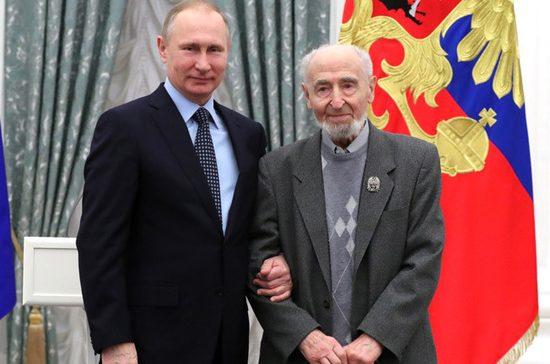 Мультипликатор Шварцман завел с Путиным болезненный разговор в Кремле