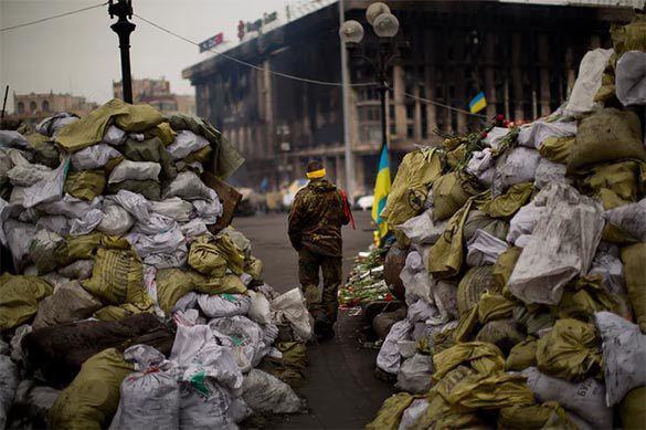 Запад отправляет киевский режим на свалку истории