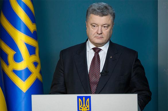 Банки «отключают» Украину после указа Порошенко об их «захвате»