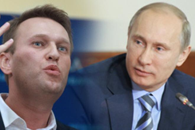 Навальный поможет Путину выбрать преемника