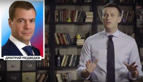 Битва за кресло премьера: снимут ли Медведева и посадят ли Навального?