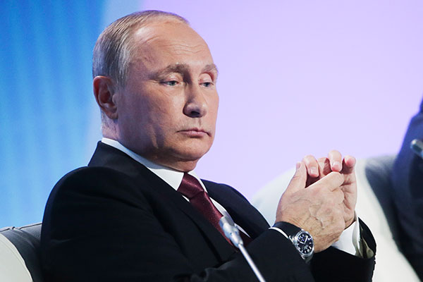 Козырь в рукаве Путина