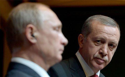 Путин и Эрдоган на пороге конфликта: Турция снова «довела» Россию