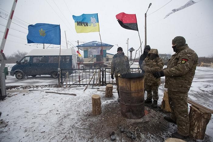 В украинском кризисе Россия и Донбасс перешли в наступление