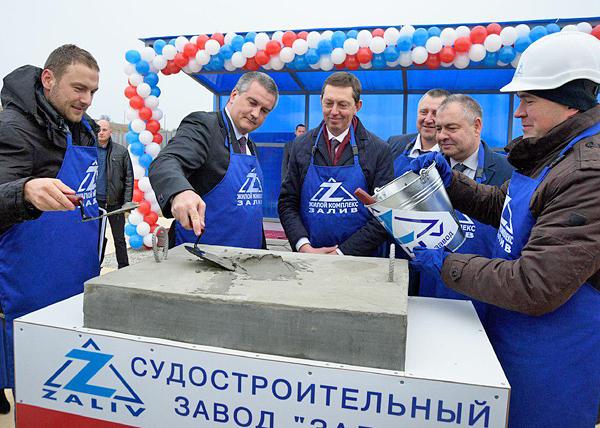 Экономика российского Крыма борется с украинским наследством